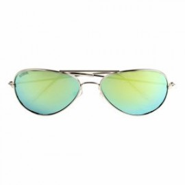 Classic UV400 Mirror Sunlight Aviator Kids Sunglasses