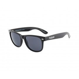 Rozior Black Men Women Sunglass with UV Protection (Lens: Black || Frame: Black, Model: RWU1028C1)