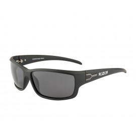 Rozior Black Men Women Polarised Sunglass with UV Protection Black Lens with Black Frame  (Lens: Black|| Frame: Black, Model: RWPP503C1)