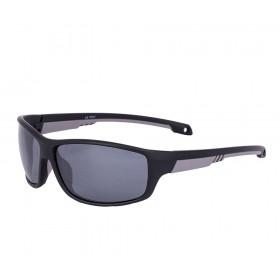 Rozior Black Men Women Polarised Sunglass with UV Protection Black Lens with Black Frame (Lens: Black || Frame: Black, Model: RWPP507C1)