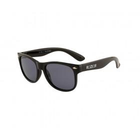 Rozior Black Kids Polarised Sunglass with UV Protection Black Lens with Black Frame  (Lens: Black || Frame: Black, Model: RWPPK101C1)