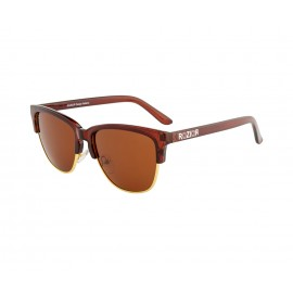 Rozior Brown Men Women Polarised Sunglass with UV Protection Brown Lens with Brown Frame (Lens: Brown || Frame: Brown, Model: RWP5003C2)