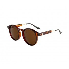 Rozior Tortoise Women Sunglass with UV Protection Brown Lens with Tortoise Frame (Lens: Brown || Frame: Tortoise, Model: RSUZ3185C2)